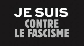 Réactions de l'extrême droite à l'attentat contre Charlie hebdo