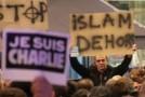 L'extrême droite dans les cortèges en hommage à Charlie hebdo