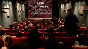 Acta non verba: débat du 31/01/15 en streaming