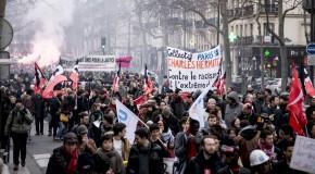 Paris: compte-rendu et photos de la manifestation contre le racisme