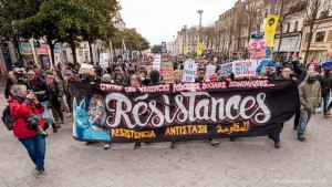 Manifestation à Nantes le 21 février en conclusion de la semaine de résistances