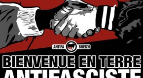 Quimper : retour sur l'actualité antifa des derniers mois