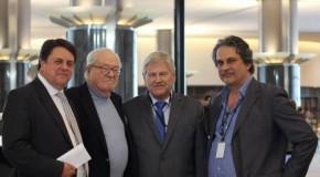 Jean-Marie Le Pen s'affiche avec ses amis fascistes