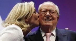 """Jean-Marie Le Pen : """"Tu quoque mea filia"""""""