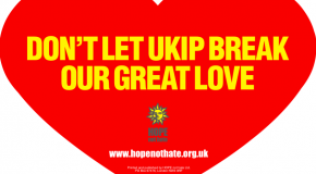 Grande Bretagne: une campagne de Hope not Hate contre le UKIP