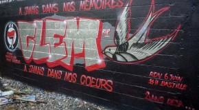 Lille : manifestation en mémoire de Clément