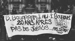 Paris :  récit d'un premier mai sous le signe de la répression policière