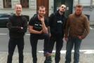 Bruxelles : les fachos de Nation et Laurent Ozon agressent des sans-papiers