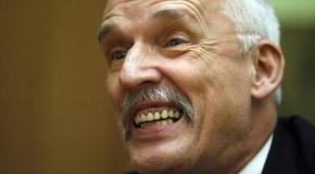 Pologne : Janusz Korwin-Mikke
