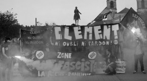 La Roche-sur-Yon : compte rendu de la manif pour Clément