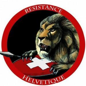 Résistance hélvetique logo