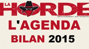Agenda 2015 : de nombreuses initiatives antifascistes