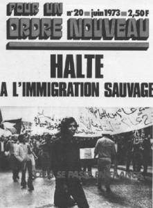 """Rouen : rencontre-débat sur """"DE LA DROITE RÉACTIONNAIRE À L'EXTRÊME DROITE RADICALE... À QUOI RESSEMBLE LA NÉBULEUSE NATIONALISTE AUJOURD'HUI"""" @ Librairie l'Insoumise"""