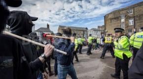 Douvre : compte rendu de la mobilisation antifasciste