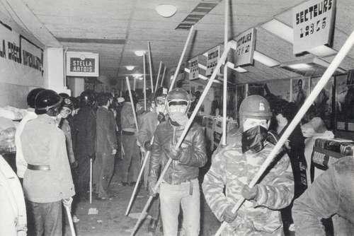 Ordre Nouveau au Palais des Sports en 1971, par Marc Noé 1