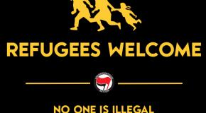 Montpellier : bienvenue aux migrants de Calais