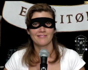 Marianne, meneuse des Brigandes.