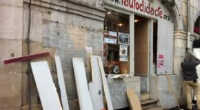 Besançon : la librairie l'Autodidacte attaquée par desnéonazis