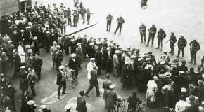 Genève, 9 novembre 1932 :l'armée tire sur une manif antifasciste, 13 morts