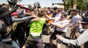 Australie : antifas vs. islamophobes