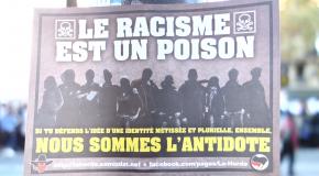 VIDEO: la marche de la dignité et contre le racisme
