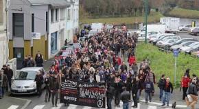 Pontivy : compte rendu de la manif du 19 décembre