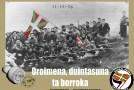 1936/1940, 80 ans : La guerre civile au pays Basque pour les nuls.