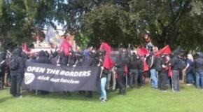 Royaume-Uni : interview du réseau antifasciste (AFN) à propos de la mobilisation de Douvres