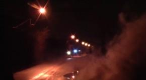 Calais : police et extrême droite main dans la mains (vidéo)