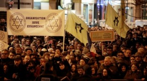 Agression antisémite et commémoration de l'attentat de l'hypercasher