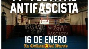 Buenos Aires : 14e festival antifasciste