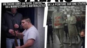 Calais : emballement médiatique autour d'un tag
