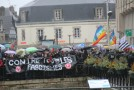 NUIT DE VIOLENCES FASCISTES A QUIMPER