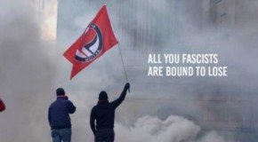 Grande-Bretagne : contre-manif antifa à Liverpool