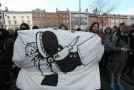 Dublin : des militants Pegida chassés par la foule (vidéo)