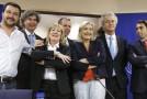 Corse : Fascisti Fora !(fascistes, dehors !)