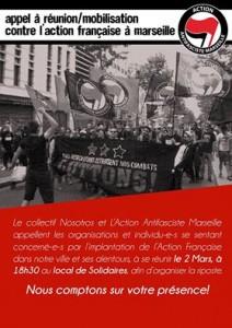 Marseille contre Action Française