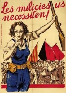 «Les milices ont besoin de vous!»