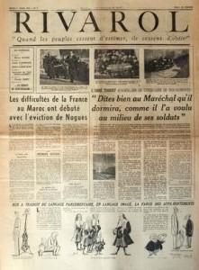 Rivarol n°7, 1er mars 1951