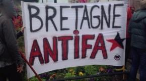 Après les mobilisations antifascistes de Pontivy, Kemper et Saint-Brieuc