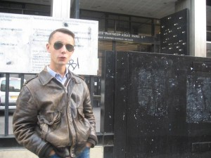 2006 : l'antifa russe Sacha Ryuhin est assassiné