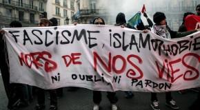 Bruxelles : Rassemblement antifasciste contre l'islamophobie et l'extrême droite