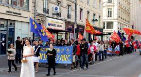 Rouen : mobilisations de l'extrême droite radicale en mai