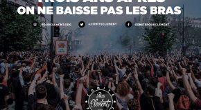 Lettre d'infos #1 du Comité pour Clément