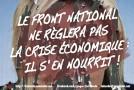 """Le Front national, un parti """"anti-système"""", «contre l'oligarchie économique»  ? Vous n'y pensez pas !"""