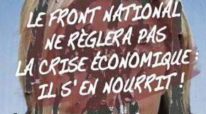 Le Front national, un parti «anti-système», «contre l'oligarchie économique»  ? Vous n'y pensez pas !