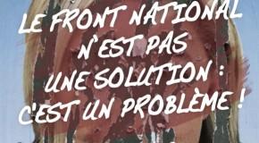 Amiens : NON A L'INTRUSION DE L'EXTREME DROITE DANS NOS FACS !
