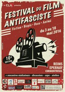 Festival du film antifasciste 2016