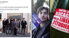 Nice : l'AJL tente d'inviter la cocarde étudiante dans le mouvement lycéen