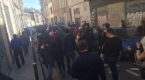Marseille : Action française hors de nos rues !